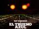 """Carátula de """"El Trueno Azul"""""""