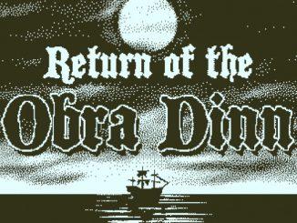 Presentación de Return of the Obra Dinn