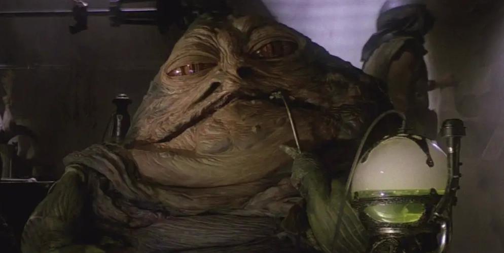 Versión definitiva de Jabba de Hutt